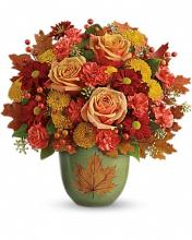 Heart of Fall By Teleflora