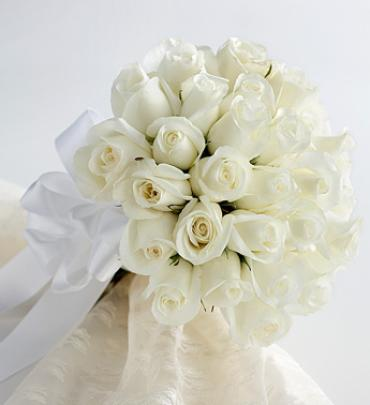 Rose Bride\'s Bouquet