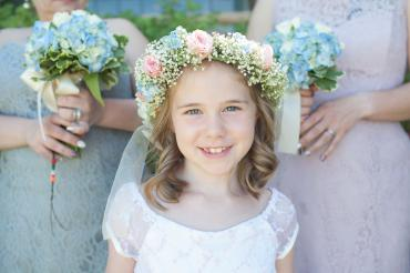 Flower Girl Haylo Picture by JMost Photography