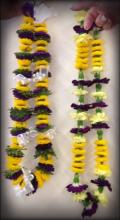 Custom Oak Harbor Graduation Leis