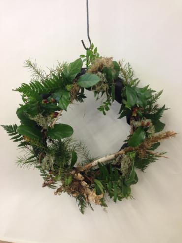 Floating Wreath