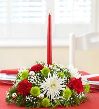 European Christmas Centerpiece