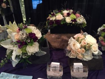 Wedding Show Bouquets