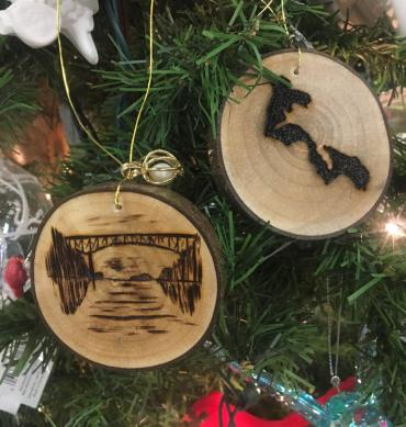 Exclusive Whidbey Island Ornaments